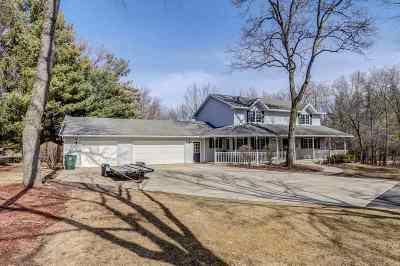 Milton Single Family Home For Sale: 3917 E Jacobs Dr