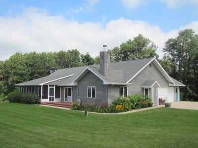 Green County Single Family Home For Sale: N7845 Loyalty Rd