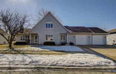 Waunakee Single Family Home For Sale: 804 Raymond Rd