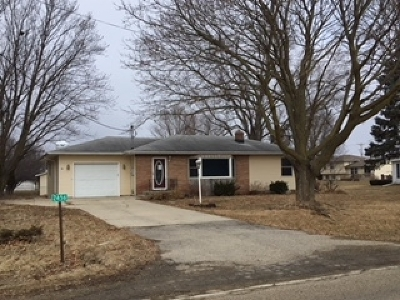 Stoughton Single Family Home For Sale: 2456 County Road A
