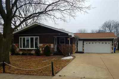 Sauk County Single Family Home For Sale: 1361 Jefferson St