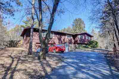 Walworth County Single Family Home For Sale: N7618 Kettle Moraine Dr