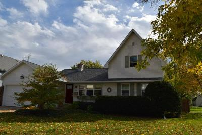 Waunakee Single Family Home For Sale: 106 W 2nd St