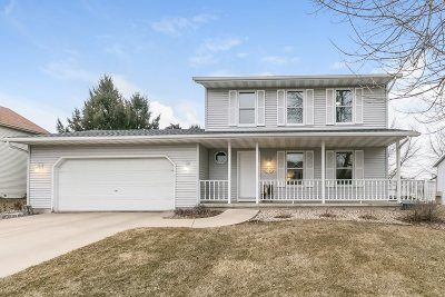 Stoughton Single Family Home For Sale: 518 Nordic Tr