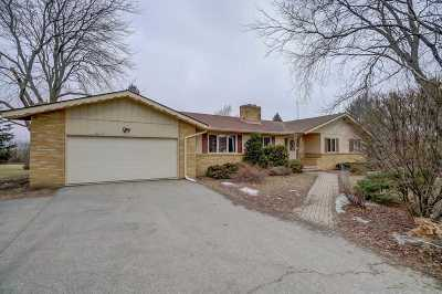 Verona Single Family Home For Sale: 7246 Valley View Rd