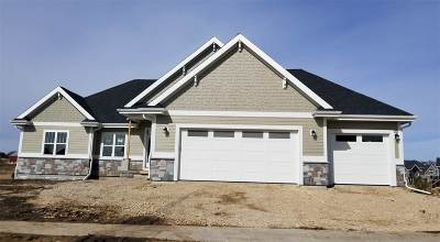 Waunakee Single Family Home For Sale: 1205 Water Wheel Dr