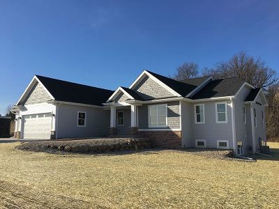 Sun Prairie WI Single Family Home For Sale: $509,900
