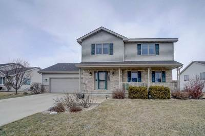 Sun Prairie Single Family Home For Sale: 610 Stonehaven Dr