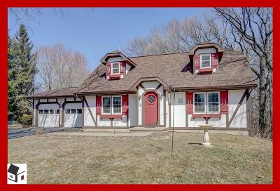McFarland Single Family Home For Sale: 4142 Lookout Tr