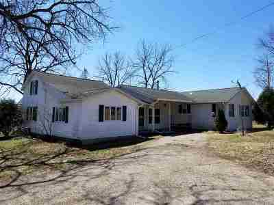 Columbia County Single Family Home For Sale: N9307 Old Hwy 22