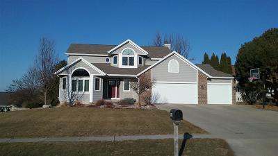 Waunakee Single Family Home For Sale: 921 Lexington Way