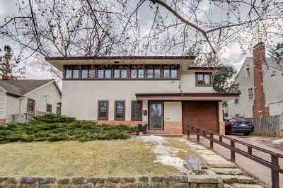 Madison Single Family Home For Sale: 2715 Van Hise Ave