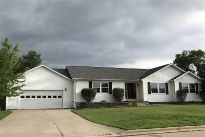 Columbia County Single Family Home For Sale: 203 Brittany Ct