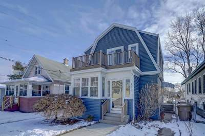 Madison Single Family Home For Sale: 165 Dixon St