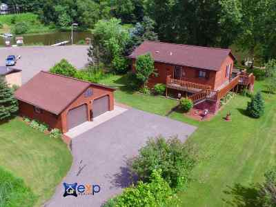 Sauk County Single Family Home For Sale: E4749 Lavalle Rd