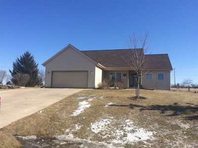 Lodi Single Family Home For Sale: N2078 Real Short Rd