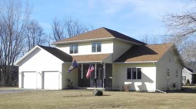Sauk County Single Family Home For Sale: E10020 Industrial Dr