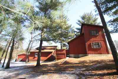 Arkdale Single Family Home For Sale: 1959 N Cypress Ln