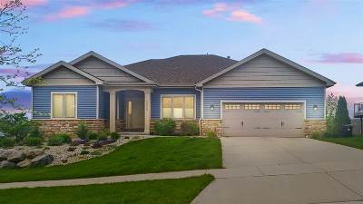 Waunakee Single Family Home For Sale: 2608 Genevieve Way