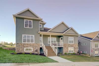 Fitchburg Condo/Townhouse For Sale: 6291 Quarry Vista Dr