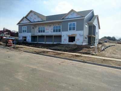 Fitchburg Condo/Townhouse For Sale: 6295 Quarry Vista Dr