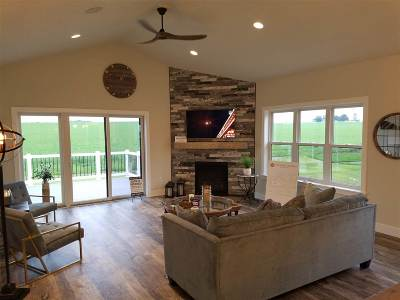 Single Family Home For Sale: 941 Rumley Run