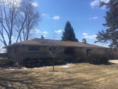 Waunakee Single Family Home For Sale: 5285 River Rd