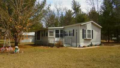 Friendship WI Single Family Home For Sale: $88,900