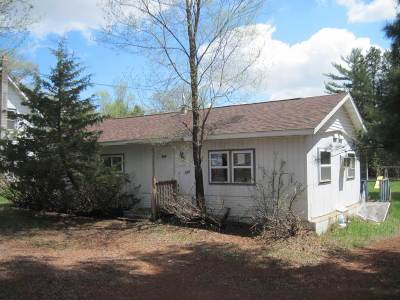 Friendship WI Single Family Home For Sale: $36,000