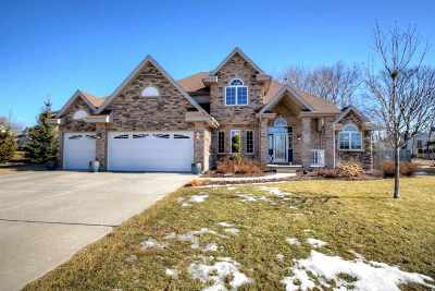 Madison Single Family Home For Sale: 4009 Brown Ln