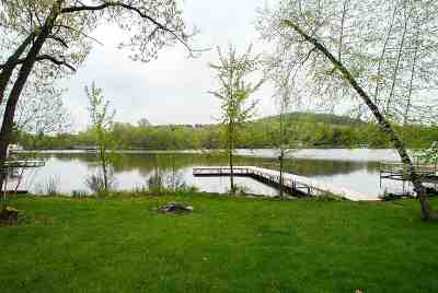 Columbia County Single Family Home For Sale: W11557 Demynck Rd