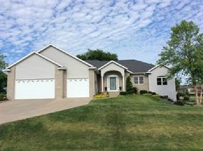 Sun Prairie Single Family Home For Sale: 6316 Templeton Terr