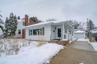 Madison Single Family Home For Sale: 4106 Meyer Ave