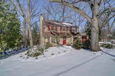 Madison Single Family Home For Sale: 1630 Capital Ave
