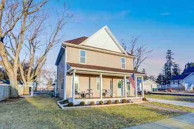 Dane Single Family Home For Sale: 222 N Military Rd