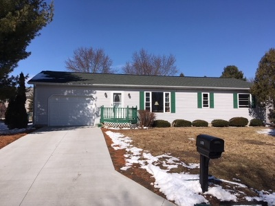 Sauk County Single Family Home For Sale: 1145 11th St