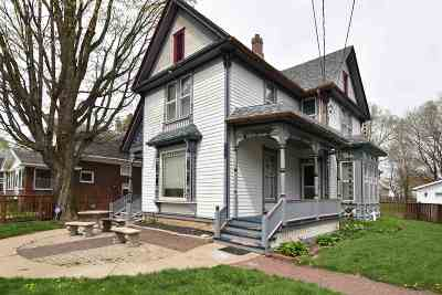 Beloit Single Family Home For Sale: 757 Euclid Ave