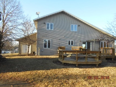 Dodge County Single Family Home For Sale: W8807 Niblick Rd