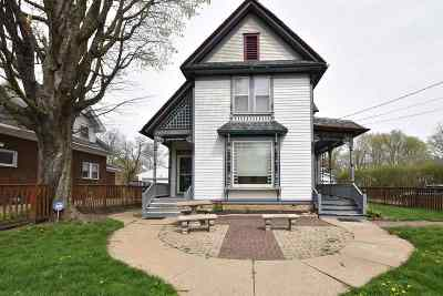 Beloit Multi Family Home For Sale: 757 Euclid Ave