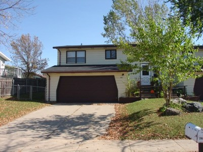 Madison Single Family Home For Sale: 2905 Traceway Dr