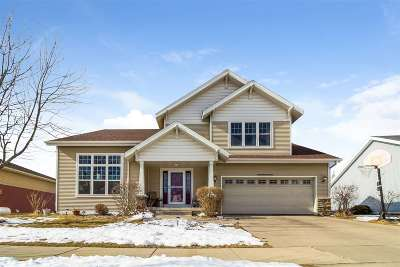 Madison Single Family Home For Sale: 7814 Starr Grass Dr