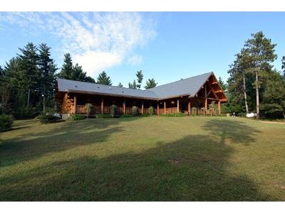 Sauk County Single Family Home For Sale: E3250 Hwy 14