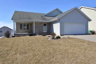 Madison WI Single Family Home For Sale: $309,900