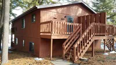 Wisconsin Dells Condo/Townhouse For Sale: 1251 Canyon Rd #52