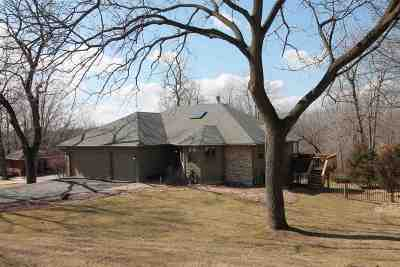 Rock County Single Family Home For Sale: 9463 N Arrowhead Shores Rd
