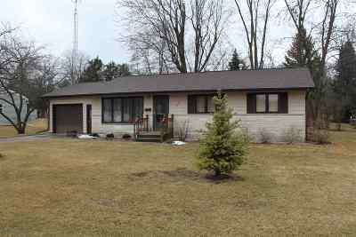 Sauk County Single Family Home For Sale: 1216 8th St