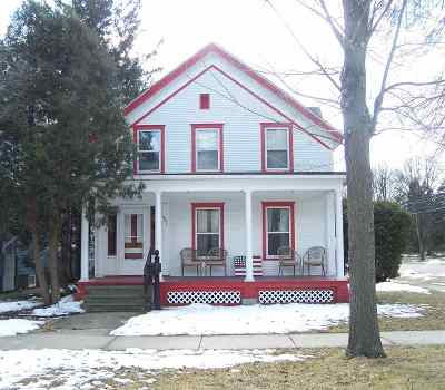 Columbia County Single Family Home For Sale: 461 W Prairie St