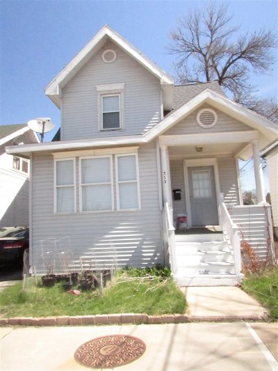 Madison Multi Family Home For Sale: 213 N 1st St