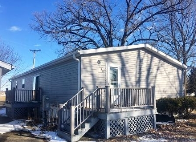 Dodge County Single Family Home For Sale: W4337 County Road S