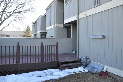 Madison Condo/Townhouse For Sale: 225 East Bluff #225
